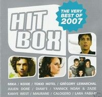 Cover  - Hitbox - The Very Best Of 2007 [WA]